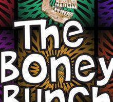 The Boney Bunch Sticker