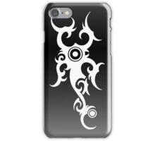 Pinkman's tattoo(white) iPhone Case/Skin