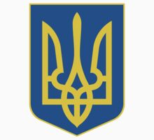 Ukraine UNTOUCHED | Europe Heraldry | SteezeFactory.com by FreshThreadShop