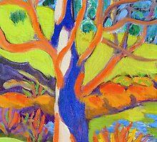 Tree Tamborine Gardens  by Virginia McGowan