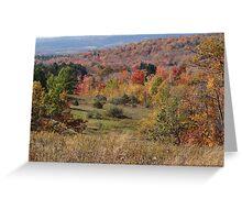 Why I love Fall 4 Greeting Card