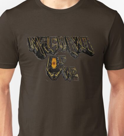 ...Machina Of One Unisex T-Shirt