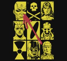 Watchmen by santilopez