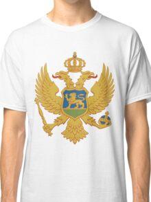 Montenegro | Europe Stickers | SteezeFactory.com Classic T-Shirt