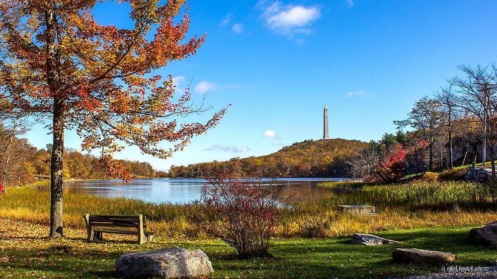 High Point State Park by Mikell Herrick