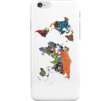 World of Style iPhone Case/Skin