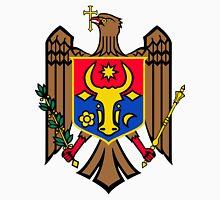 Moldova   Europe Stickers   SteezeFactory.com Unisex T-Shirt