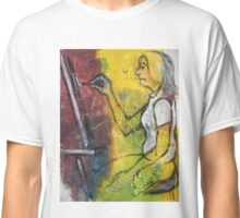 'Concentration' (Artist at Work) Classic T-Shirt