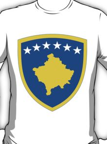 Kosovo | Europe Stickers | SteezeFactory.com T-Shirt