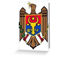 Moldova | Europe Stickers | SteezeFactory.com Greeting Card