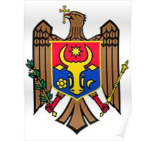 Moldova | Europe Stickers | SteezeFactory.com Poster