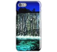 Glass Fountain (surreal) iPhone Case/Skin