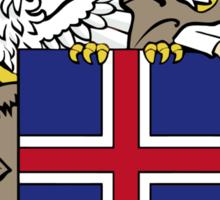 Iceland | Europe Stickers | SteezeFactory.com Sticker