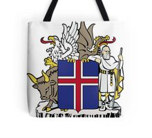Iceland | Europe Stickers | SteezeFactory.com Tote Bag