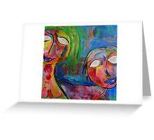 Bright Sisters Greeting Card