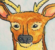 deer, oh deer Sticker