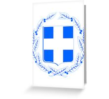 Greece   Europe Stickers   SteezeFactory.com Greeting Card