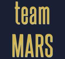 Team Mars Kids Clothes