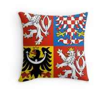 Czech Republic | Europe Stickers | SteezeFactory.com Throw Pillow