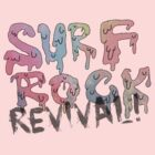 Surf Rock Revival Club by Pacific-Axe