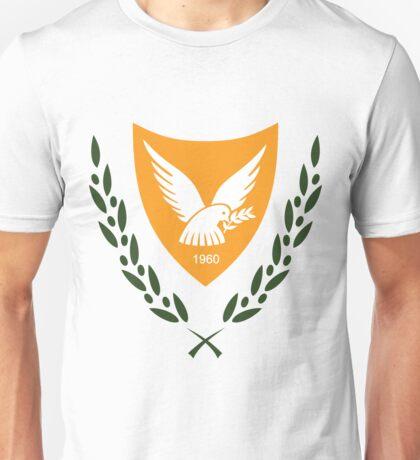 Cyprus   Europe Stickers   SteezeFactory.com Unisex T-Shirt