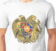 Armenia | Europe Stickers | SteezeFactory.com Unisex T-Shirt