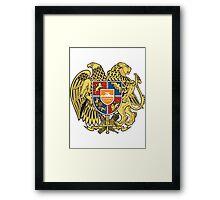 Armenia | Europe Stickers | SteezeFactory.com Framed Print