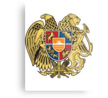 Armenia | Europe Stickers | SteezeFactory.com Metal Print