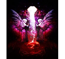 Descendant Angels Photographic Print