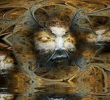 Delusion by Craig Hitchens - Spiritual Digital Art