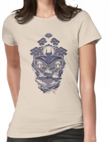 Mantra Ray Womens Fitted T-Shirt