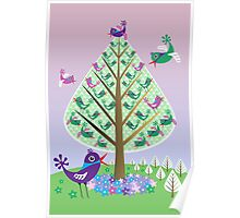 The Flutter Tree Poster