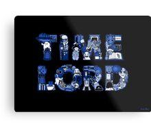 Lord of Time Metal Print