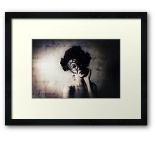 The Fading of Romance Framed Print