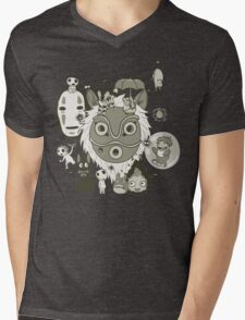 My Sweet Friends Mens V-Neck T-Shirt