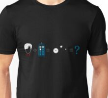 Formula to the Whoniverse Unisex T-Shirt