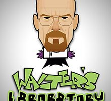 Walter's Laboratory  by jpmdesign