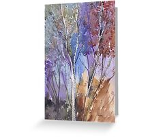 Enter these enchanted woods Greeting Card