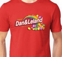 Dan and Leland - Skittles Unisex T-Shirt