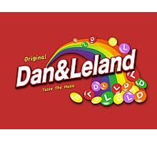 Dan and Leland - Skittles Photographic Print