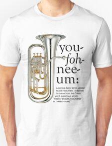 You-foh-nee-um T-Shirt