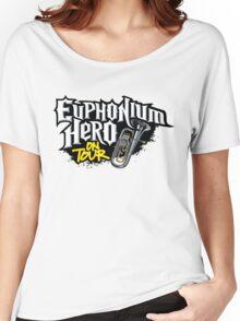 Euphonium Hero on Tour Women's Relaxed Fit T-Shirt