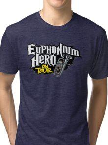 Euphonium Hero on Tour Tri-blend T-Shirt