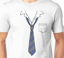 Ravenclaw Slack Formal (Book Colours) Unisex T-Shirt