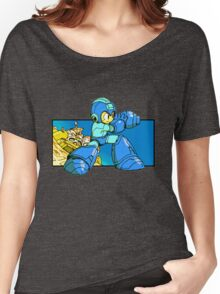 Blue-Buster Women's Relaxed Fit T-Shirt