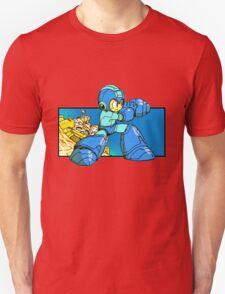 Blue-Buster Unisex T-Shirt