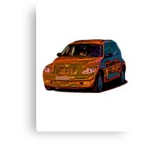 2003 Chrysler PT Cruiser Canvas Print