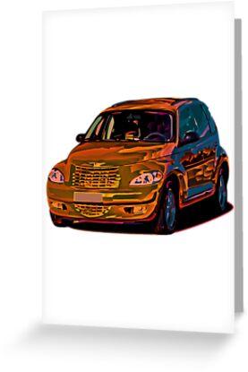 2003 Chrysler PT Cruiser by boogeyman