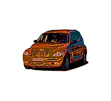2003 Chrysler PT Cruiser Photographic Print