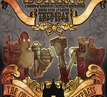 Steam Punk Robot Boxing by Steampunkd